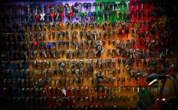 nøgler