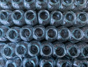 aluminiumsflaske